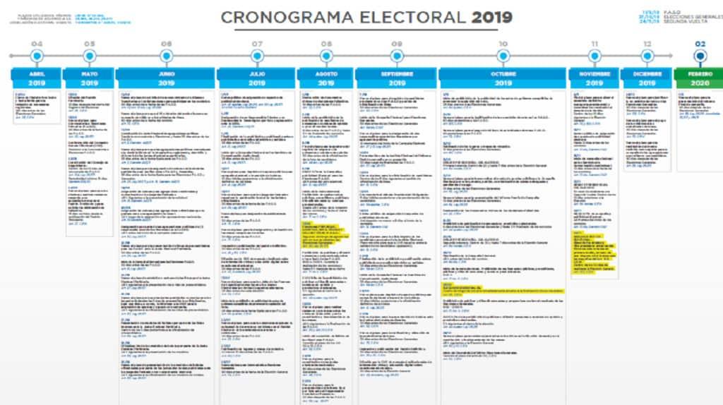 donde voto elecciones 2019