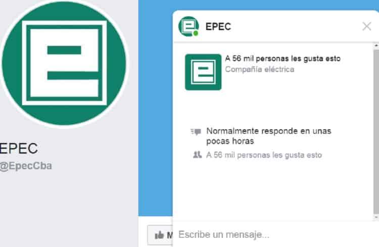 contactar con Epec